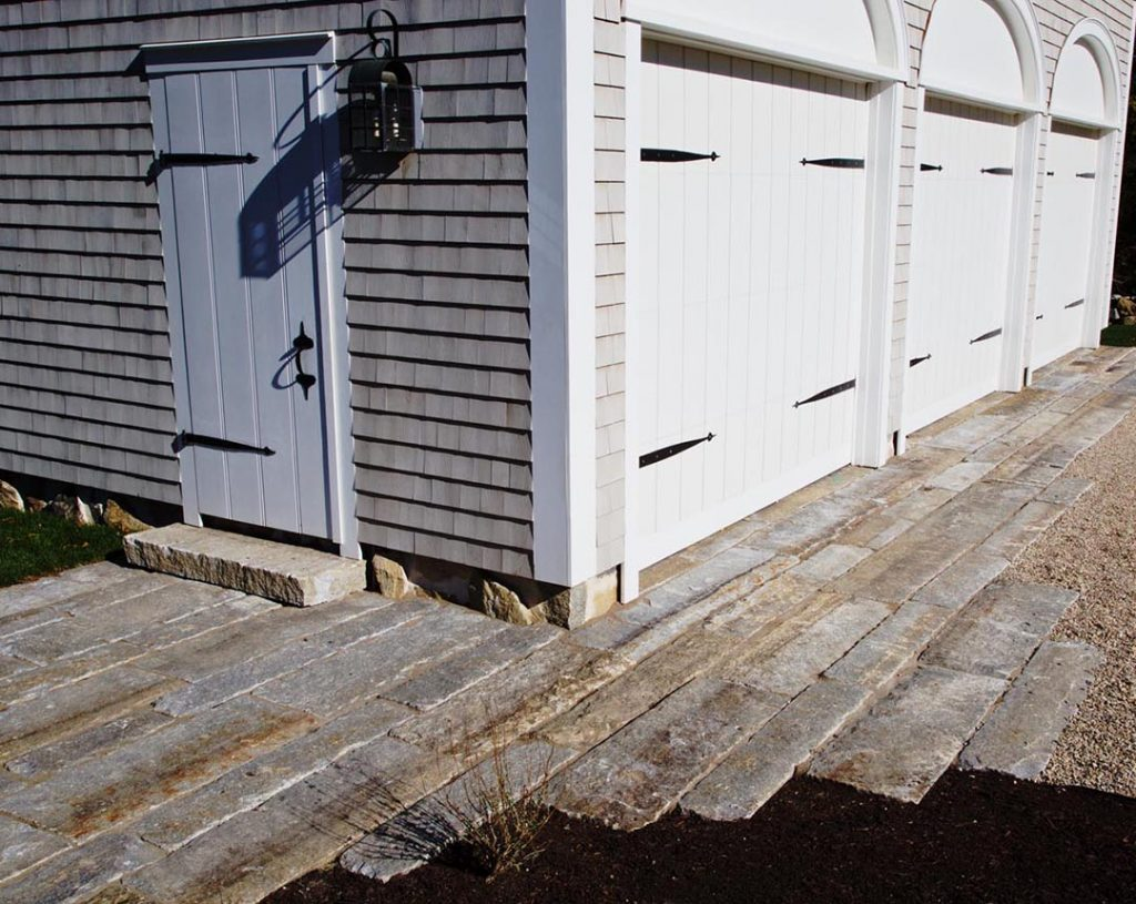 Reclaimed-first-generation-granite-plank-paver-driveway-and-path-1080x860-1