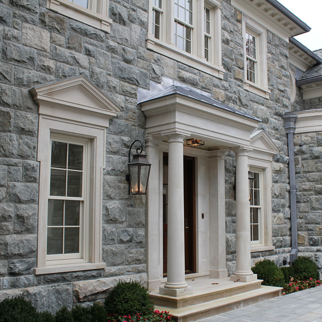 Stone-Curators-Hudson-Granite-pillowed-veneer-on-building-1024x1024-1