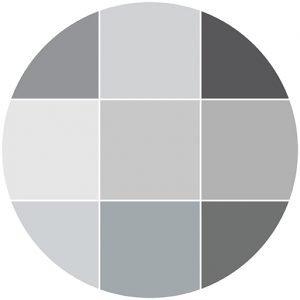 Greys natural stone color theme