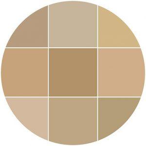 Tans Color Theme