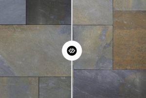 CAD material simulation vs actual stone