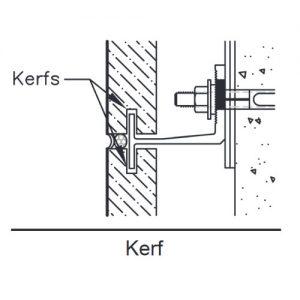Square Kerf Illustration