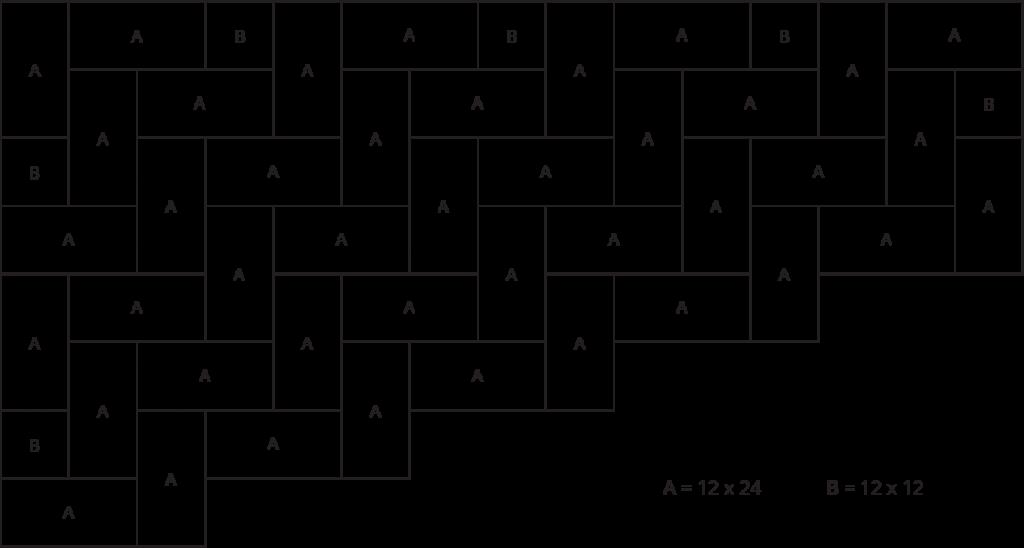 Stone-Curators-Standard-Herringbone-bluestone-pattern