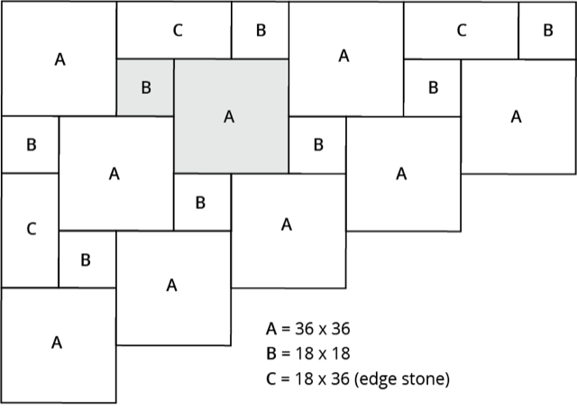 Tear-Drop-pattern-large-format