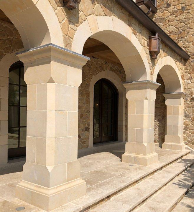 Stone-Curators-custom-fabricated-pillar